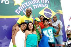 Setembro em Verde e Amarelo Fora do Brasil