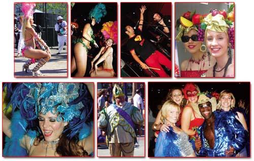 Brazilian Carnival Traditions in California