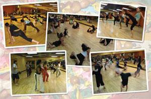 Uma Nova Linguagem de Dança Dance-Capoeira