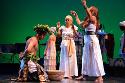 Life Experience: Singing with Viver Brasil in Canada
