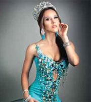 Brazilian is Crowned Miss Nevada Globe