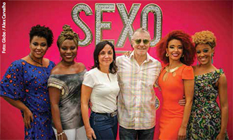 A Globo Internacional Celebra 15 anos