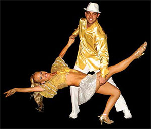 Showing the Roots of Brazilian Dance