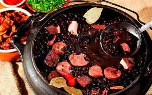 Feijoada: One Meal, Three Cultures