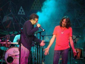 The Electrorganic Sound of Lenine, Lula Queiroga, Braulio Tavares and Ivan Santos