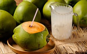A Healthy Spin on Coconut Water