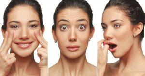Ginástica Facial: um Mergulho Diante do Espelho