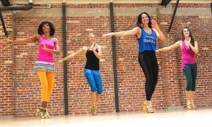 Dance Workout & Fun Medicine