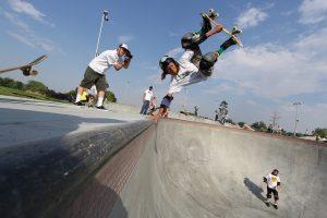 Brasileiros do Skateboarding Fazem Sucesso no Circuito Internacional