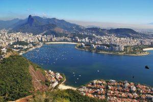 Rio de Janeiro: uma Cidade Abençoada Por Deus e Bonita Por Natureza