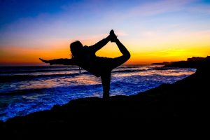 Yoga e Windsurf em Maui