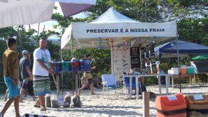 SOS Praias Brasil no Rastro do Lixo