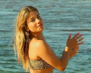 Paola Simão, a Garota do Mar