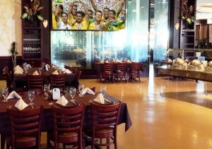 Feel in Brazil at Via Brazil Steakhouse in Vegas