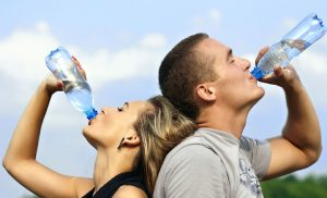 Stay Tuned! Avoid Dehydration Specially During the Hot Days of Summer