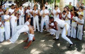 A Capoeira Tradicional e a Fusão de Novos Estilos