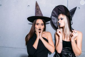 During the Last Decades Parties and Halloween Business Have Been on the Rise