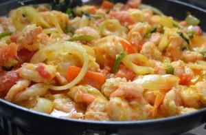 Recipe: Brazilian Shrimp Stew (Moqueca de Camarão)