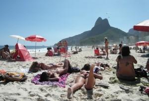 Recorde de Calor no Rio de Janeiro e Umidade Fora do Padrão Californiano