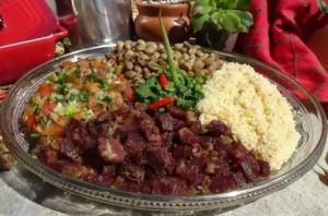Arrumadinho: Dry Beef Northeast Style