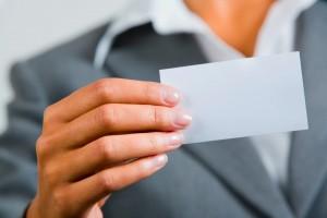 Como Usar o Formato de Cartão de Visita como Mini-Currículo