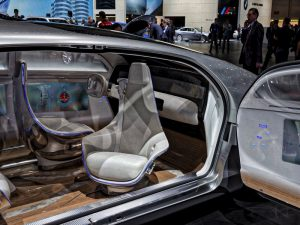 Self-Driving Cars Set to Take the Economy on a Game-Changing Ride