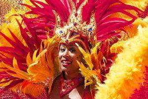 And the Gringa Started to Samba