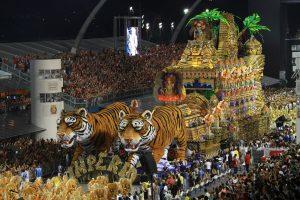 Carnaval: Rio de Janeiro é o Destino Mais Procurado no Brasil