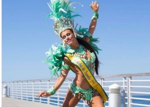 Jonia's Route to Rio: L.A Resident will Represent the U.S in the International Samba Queen 2017