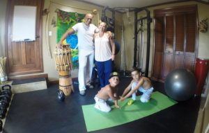 Sonho Americano:  Los Angeles via Santos e Capoeira