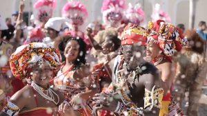 Brazilian Magical Cultural Beat