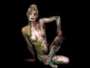 An Incredible Experience: Nature, Amazon Indians and Body Painting