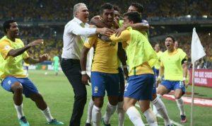 Depois de Sete Anos, Brasil Volta à Liderança do Ranking da Fifa