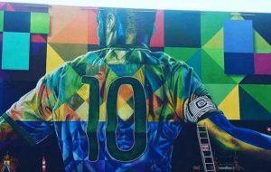 Neymar Curte Férias em Los Angeles