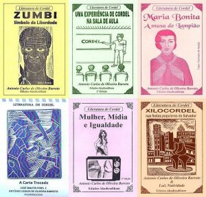 Various Brazilian Chapbooks are Available Digital through the U.S. Library of Congress