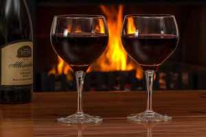 Drink Red Wine without Feeling Guilt