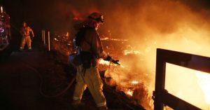 Incêndios Florestais: Trump Declara Estado de Emergência na Califórnia