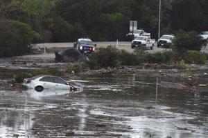 Na Califórnia: 20 Vítimas Fatais e 3 Desaparecidos Após Chuvas e Deslizamentos