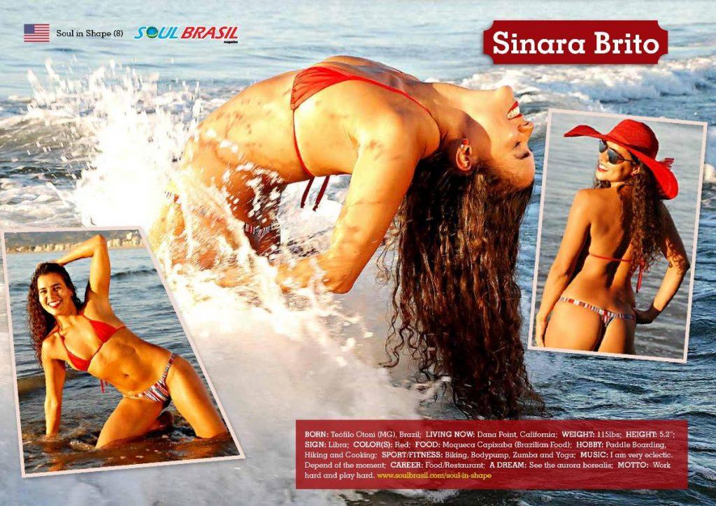 Featuring Sinara Brito