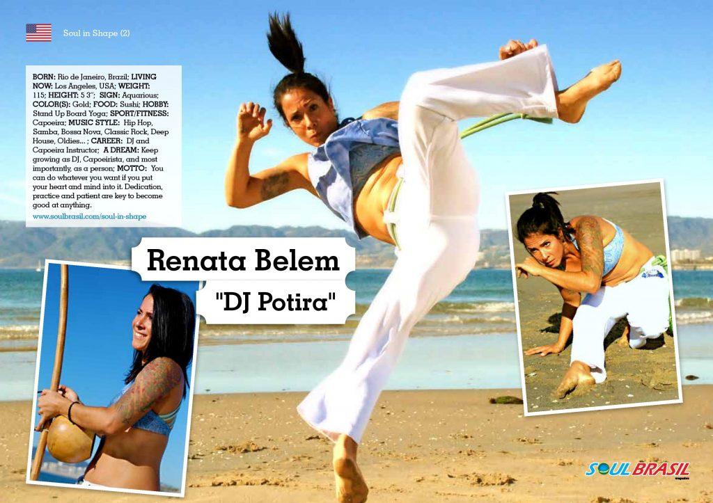 Featuring Renata Belem (DJ Potira)