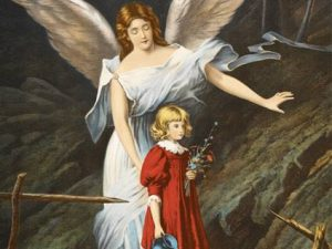 What is the Difference Between a Guardian Angel and a Guiding Angel?