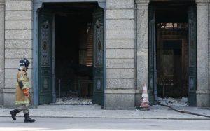 Após Incêndio Trágico, Bombeiros Concluem que Museu Nacional do Rio Estava Irregular