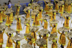 """Carnaval """"The Process of the Evolution"""""""