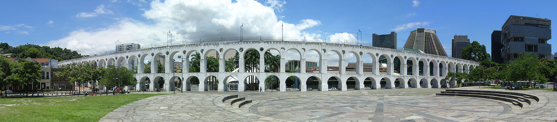Arches of Lapa in Rio Celebrated its 80th Anniversary as Brazilian Cultural Heritage