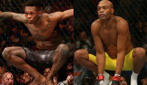 De Acordo com Casas de Apostas, Anderson Silva é Zebra Perante Israel Adesanya no UFC 234
