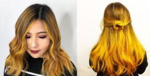 """Estilo """"Tie Dye"""": Conheça a Tendência de Tons Coloridos no Cabelo"""