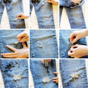 Tendências de Moda e o Jeans Reciclado