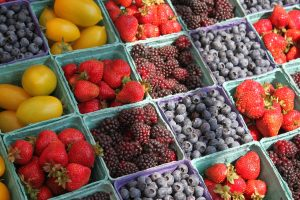 Summer USA: Fruits and Vegetables that Boost your Health