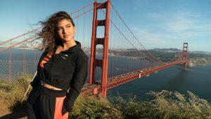 Estrela de Malhação, Giovanna Grigio Está de Férias em São Francisco e Mostra o Melhor da Cidade